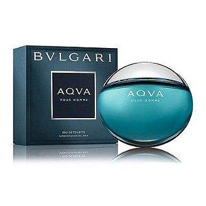 Perfume Bvlgari Aqva Pour Homme 100ml Aqua