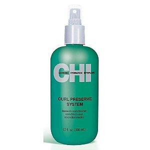 Condicionador Tratamento Chi Curl Preserve 300ml