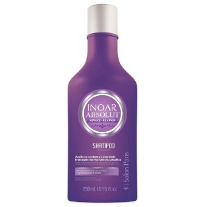 Shampoo Inoar Speed Blond 250ml