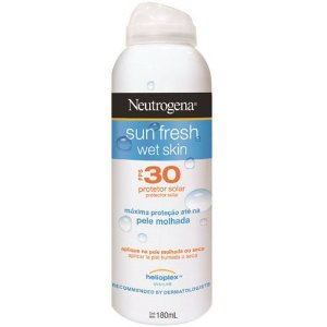 Protetor Solar Neutrogena Sun Fresh Aerosol 180ml FPS 30