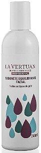 Sabonete Líquido Equilibrante Facial 240ml - La Vertuan