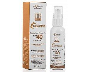 Bb Cream - Protetor Solar Tonalizante Fps 40 - Bege Claro 60g - La Vertuan