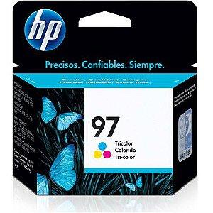 Cartucho HP 97 Color C9363WB - HP