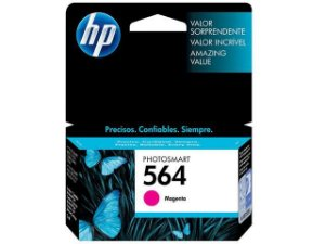 CARTUCHO DE TINTA HP 564 MAGENTA CB319WL