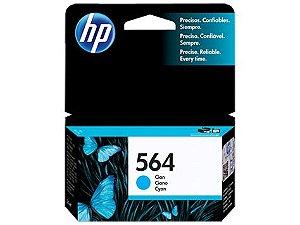 CARTUCHO HP 564 CYAN/AZUL - CB318WL - 3ML