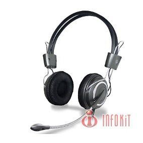 Headphone Estereo com microfone HM-650MV infokit