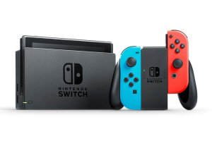 Console Nintendo Switch 32Gb - Neon