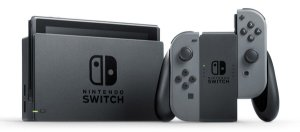 Console Nintendo Switch 32Gb - Cinza