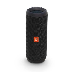 Caixa de Som Portátil JBL Flip4 Conexão Bluetooth à Prova D'água – 16W - Preta