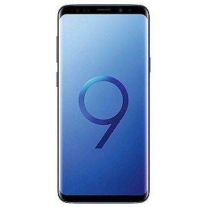 "Smartphone Samsung Galaxy S9+ 64GB de 6.2"" 12+12MP/8MP OS 8.0 - Azul"