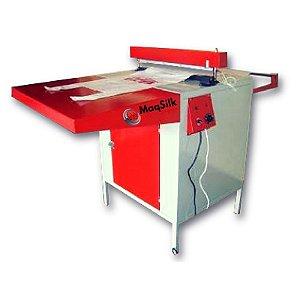 Máquina de Fabricação de Sacolas Semi-Automática