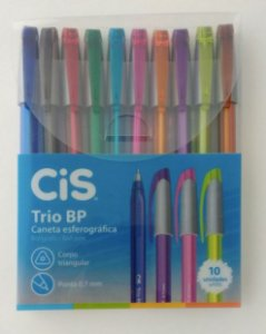Kit CIS Trio BP 10 cores