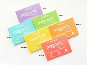 Bloco Adesivo Magnetic Notes
