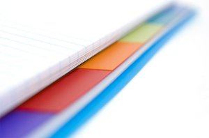 Caderno Atoma Transparent Plus Pautado