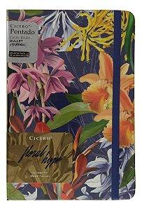 Caderneta Cicero Floral Hype Maite Lacerda
