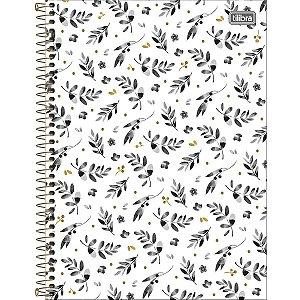 Caderno Tilibra B&W Universitário 1 Matéria
