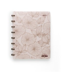 Caderno Atoma So Chic A5 - Folhas - Edição Limitada
