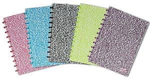 Caderno Atoma SML Pautado A4