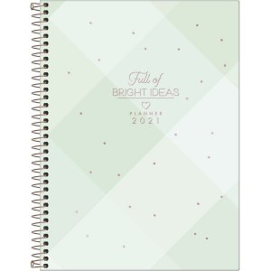 Planner Tilibra Soho 2021 Bright Ideas Xadrez