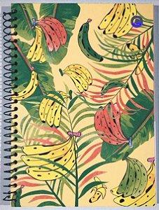 Caderno colegial Cicero Banana