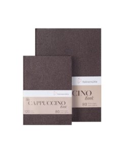 Caderno de Desenho Hahnemuhle The Cappuccino Book A5