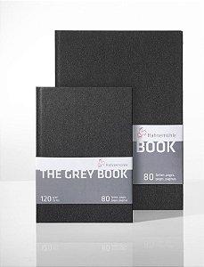 Caderno de Desenhos Hahnemuhle The Grey Book A4