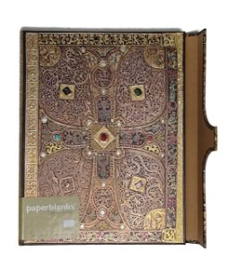 Caderno Premium Paperblanks Lindau Gospels