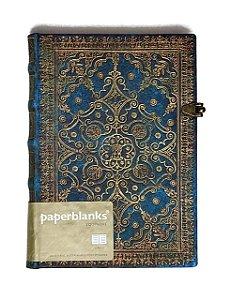 Caderno Premium Paperblanks Equinoxe Azure