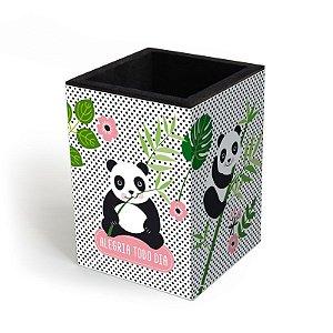 Porta Lapis Panda Fina Ideia