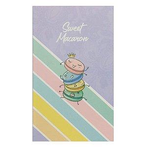 Bloco de Notas Adesivo Sweet Macaron