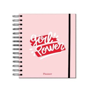 Planner Permanente Girl Power Evertop