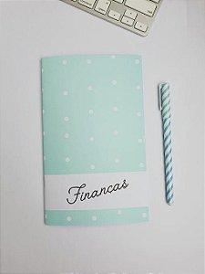 Caderneta Finanças Evertop
