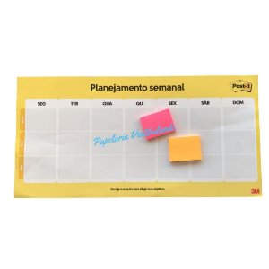 Post It Planner Semanal