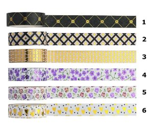 Washi Tape Love Molin