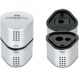 Apontador Faber Castell Com Depósito Grip 2001