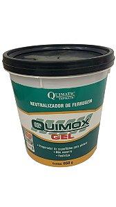 Neutralizador De Ferrugem Quimox Gel 850G Quimatic Tapmatic
