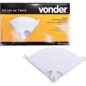 FILTRO DE TINTA VONDER C/10 PCS VONDER 6220000010