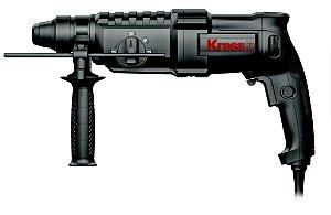 KUX12P MARTELETE PERFURADOR E ROMPEDOR SDS-PLUS 26MM 850W 3.0J KRESS 220V