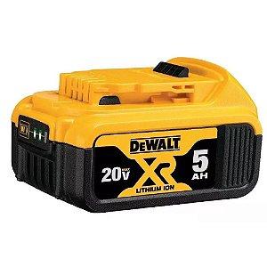 Bateria De Litio 20v Xr 5ah Dewalt Dcb205-b3 Dcb205-b3