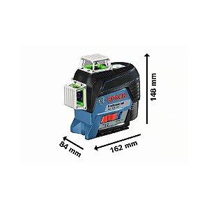 Nível laser de linhas Bosch GLL 3-80 CG 30m