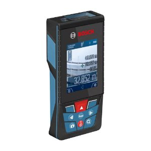 Trena Medidor De Distância A Laser Glm 120c Bosch 0601072fg0