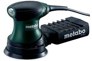 Lixadeira Roto-Orbital Metabo FSX 200 Intec 240W
