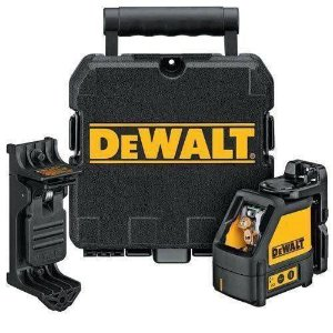 Nível a Laser Automático DeWalt DW088K Com Maleta