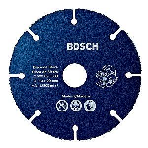 Disco de Serra para Madeira Bosch 110mm para Serra Mármore