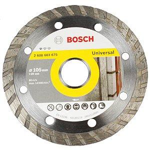 Discos Diamantado Standard Turbo Universal 105mm - BOSCH-2608603675