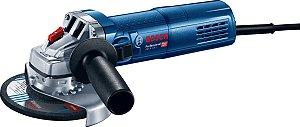 "Esmerilhadeira Bosch GWS9-125S 5"" (125mm) 220V"
