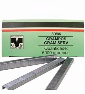 Grampo para Grampeador Rocama 80,6mm