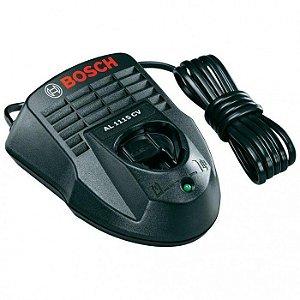 Carregador Original Bosch AL1115CV 127V 2607225531