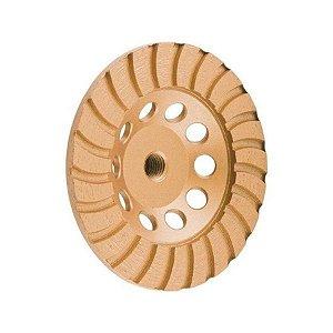 Disco de Desbaste Diamantado 115mm com Rosca M14 - 729099 - MTX