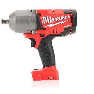 """Chave de Impacto 1/2"""" Milwaukee M18 2763-20 Fuel (SEM ACESSÓRIOS)"""